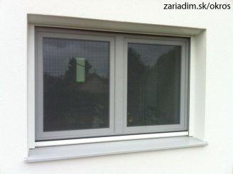 Sieťky na okná a rolety s luxusným nádychom